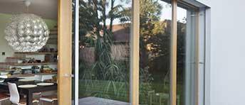 houten vouwdeur maken